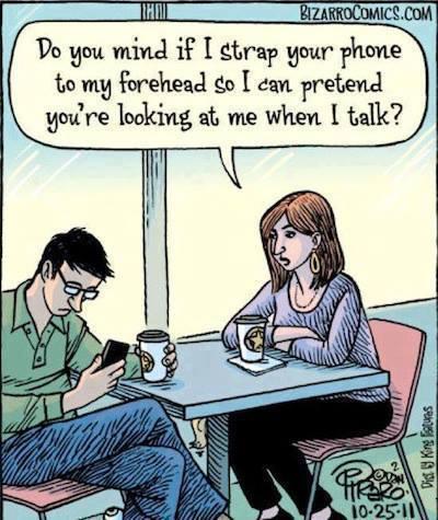 smartphone beteende