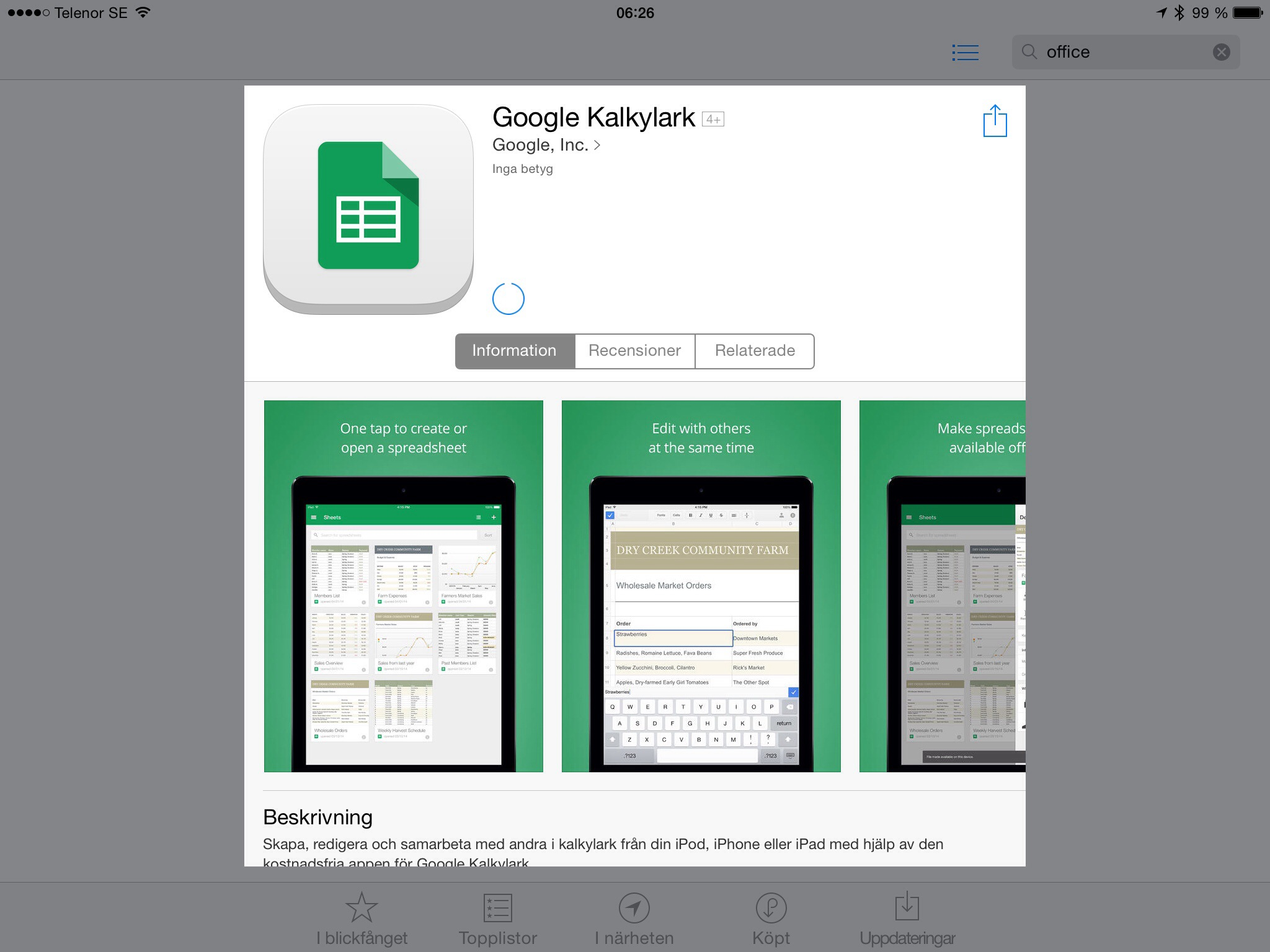 Google Lanserar Nu Fler Nya Appar  V U00e4rt Att Se P U00e5
